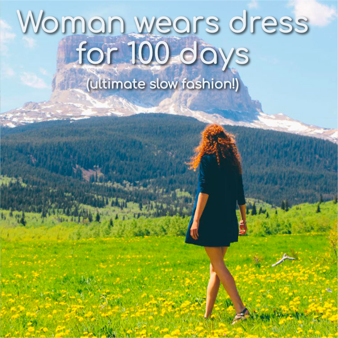 100 Day dress