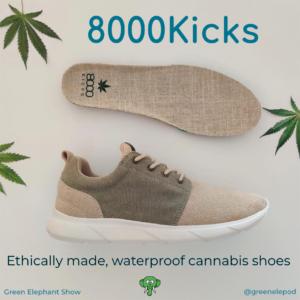 8000Kicks cannabis sneakers