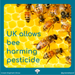 Bee harming pesticides