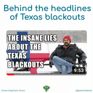 Climate Town Texas Energy Crisis