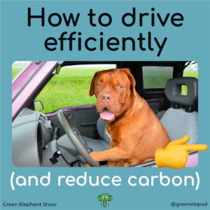 Efficient Driving Tips