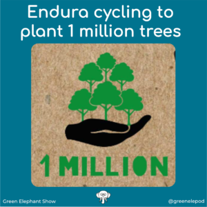 Endura plants 1m trees
