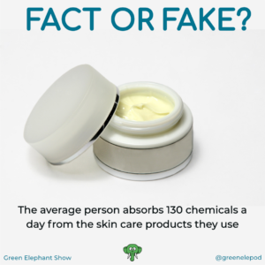 130 Chemicals in skincare products