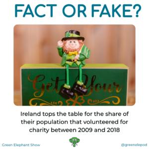 Volunteering in Ireland