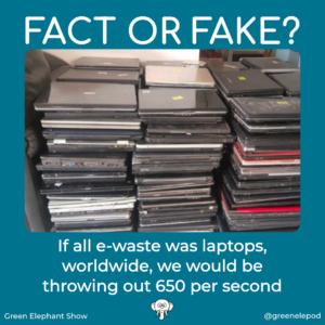 Laptop eWaste