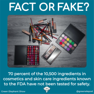 Chemicals in skincare products