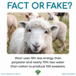 Wooly water saving