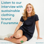 Interview with sustainable fashion brand Fouremme