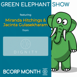 B Corp Month 2021 Interview - Jacinta Gulasekharam from Dignity NZ