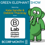 B Corp Month 2021 Interview - Kate Sandle and Debbie Thackeray from B Labs UK