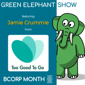 B Corp Month 2021 Interview - Jamie Crummie from Too Good To Go