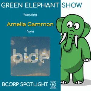 B Corp Interview - Amelia Gammon from Bide Planet