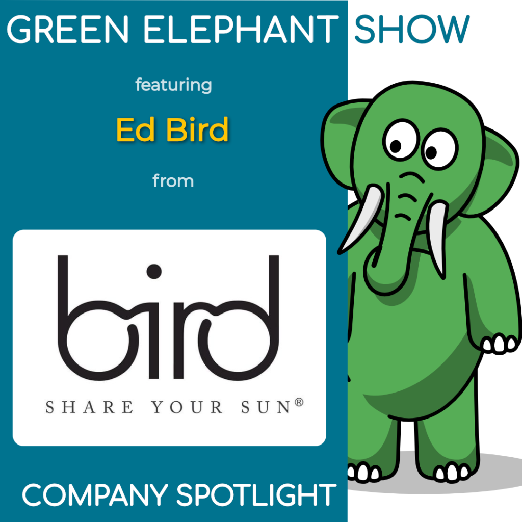 B Corp Season 2 Interview - Ed Bird from Bird Eyewear