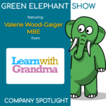 Better Business Season 2 Interview - Valerie Wood-Gaiger from Learn with Grandma
