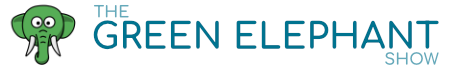 Green Elephant Show logo