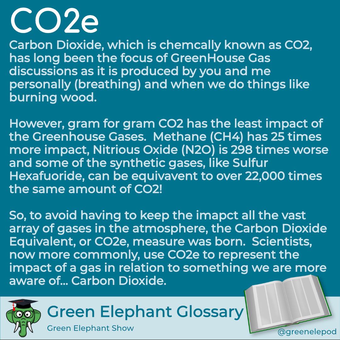CO2e Definition