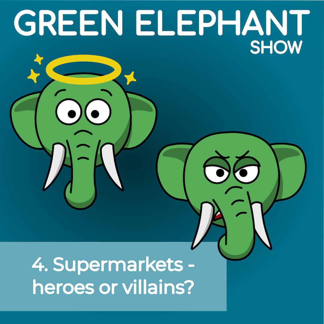 Supermarket sustainability heroes or villains