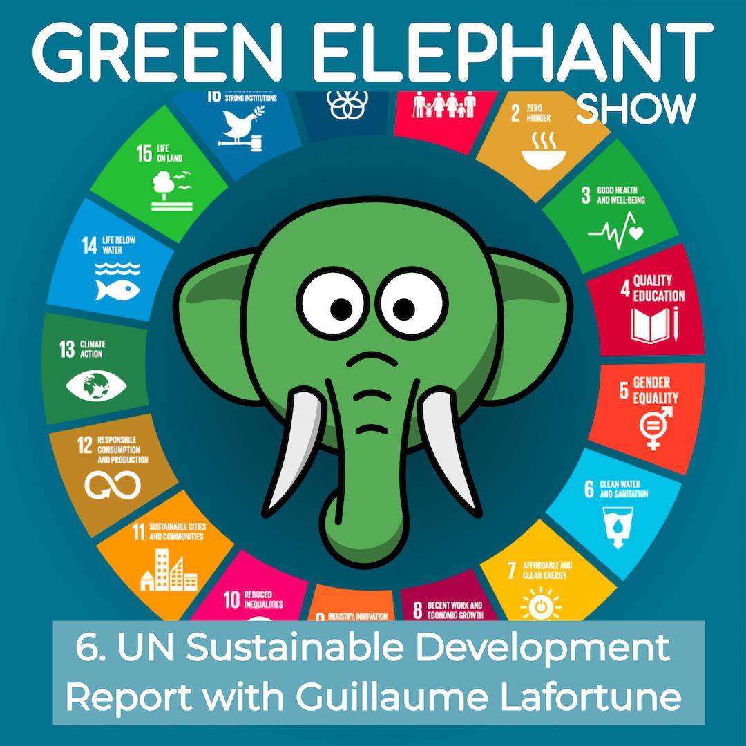 GES 006 UN Sustainable Development Report