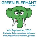 Green Elephant Show No 13