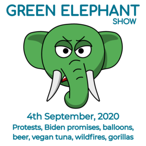 Green Elephant Show No 13 covering the latest sustainability news