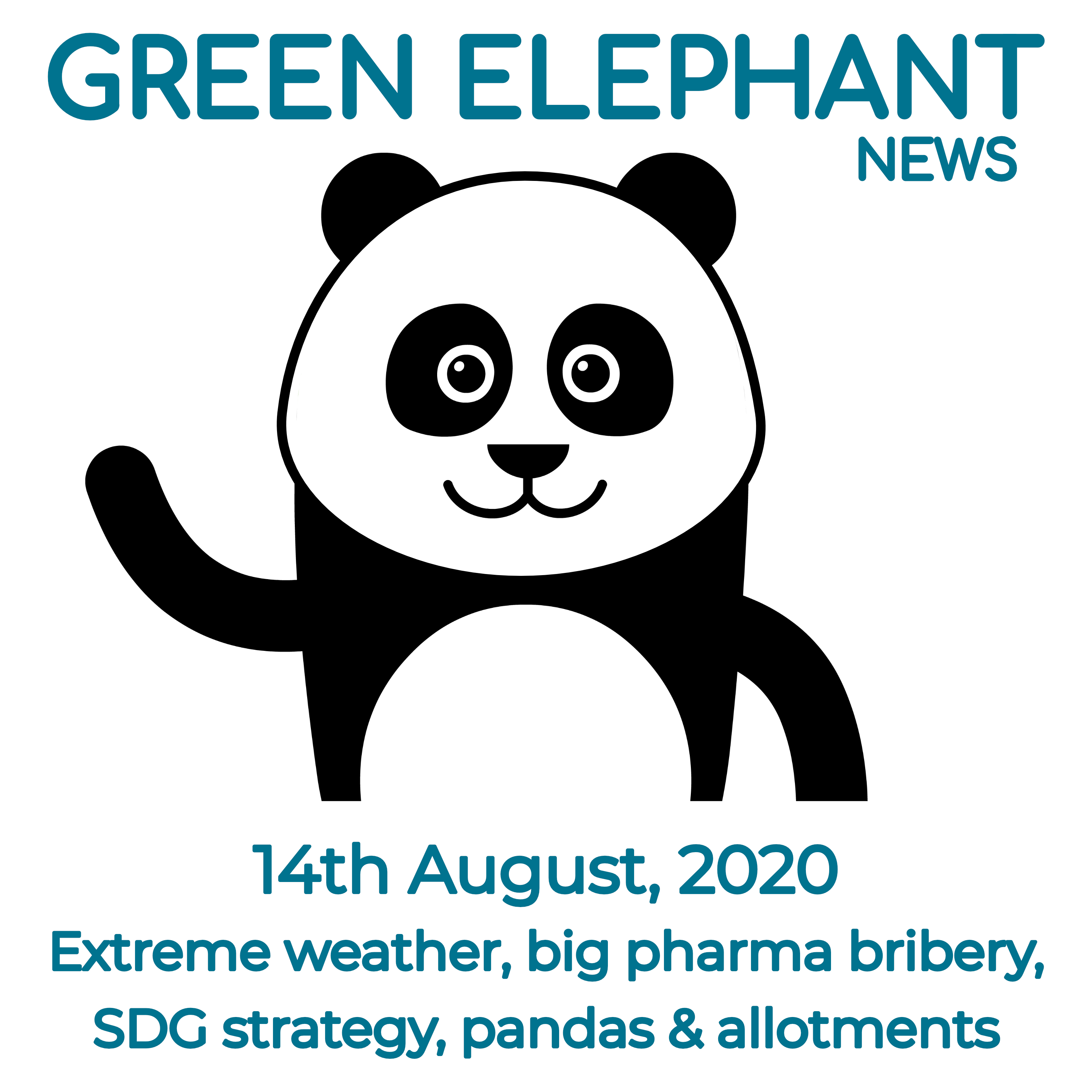 Green Elephant News 14th August 2020