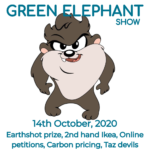 Green Elephant Show Sustainability News No 19