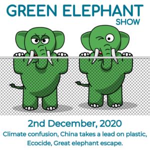 Green Elephant Show Sustainability News No 25