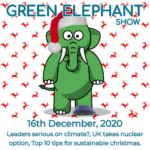 Green Elephant Show Sustainability News No 27