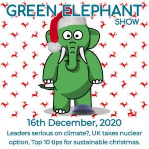 Green Elephant Show Sustainability News No 27