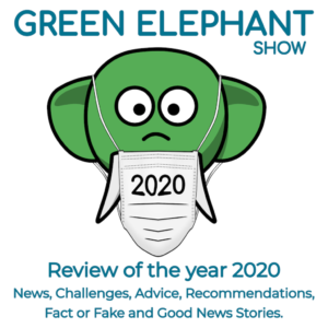 Green Elephant Show Sustainability News Review 2020