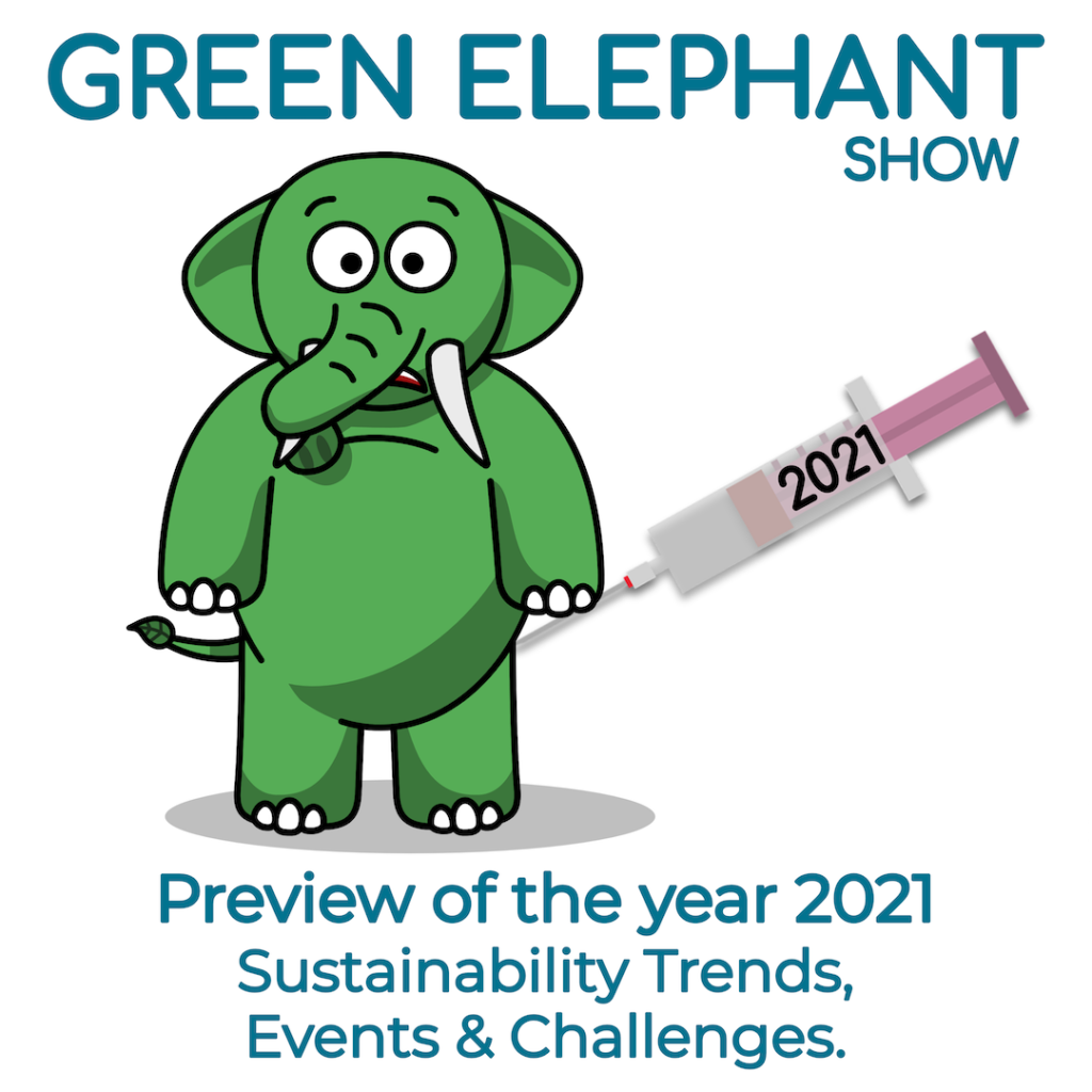 Green Elephant Show from Gydeline
