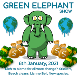 Green Elephant Show No 30 covering the latest sustainability news