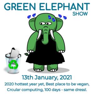 Green Elephant Show Sustainability News No 31
