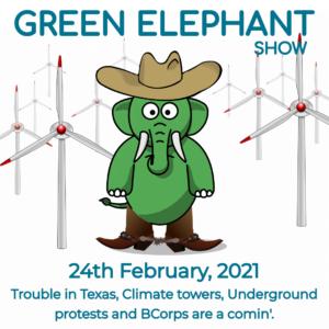 Green Elephant Show Sustainability News No 37