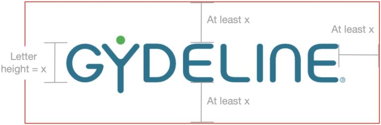 Gydeline Logo Free Space