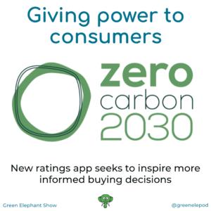 Zero Carbon 2030