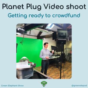 Planet Plug Video Shoot