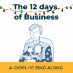 The 12 days of Business