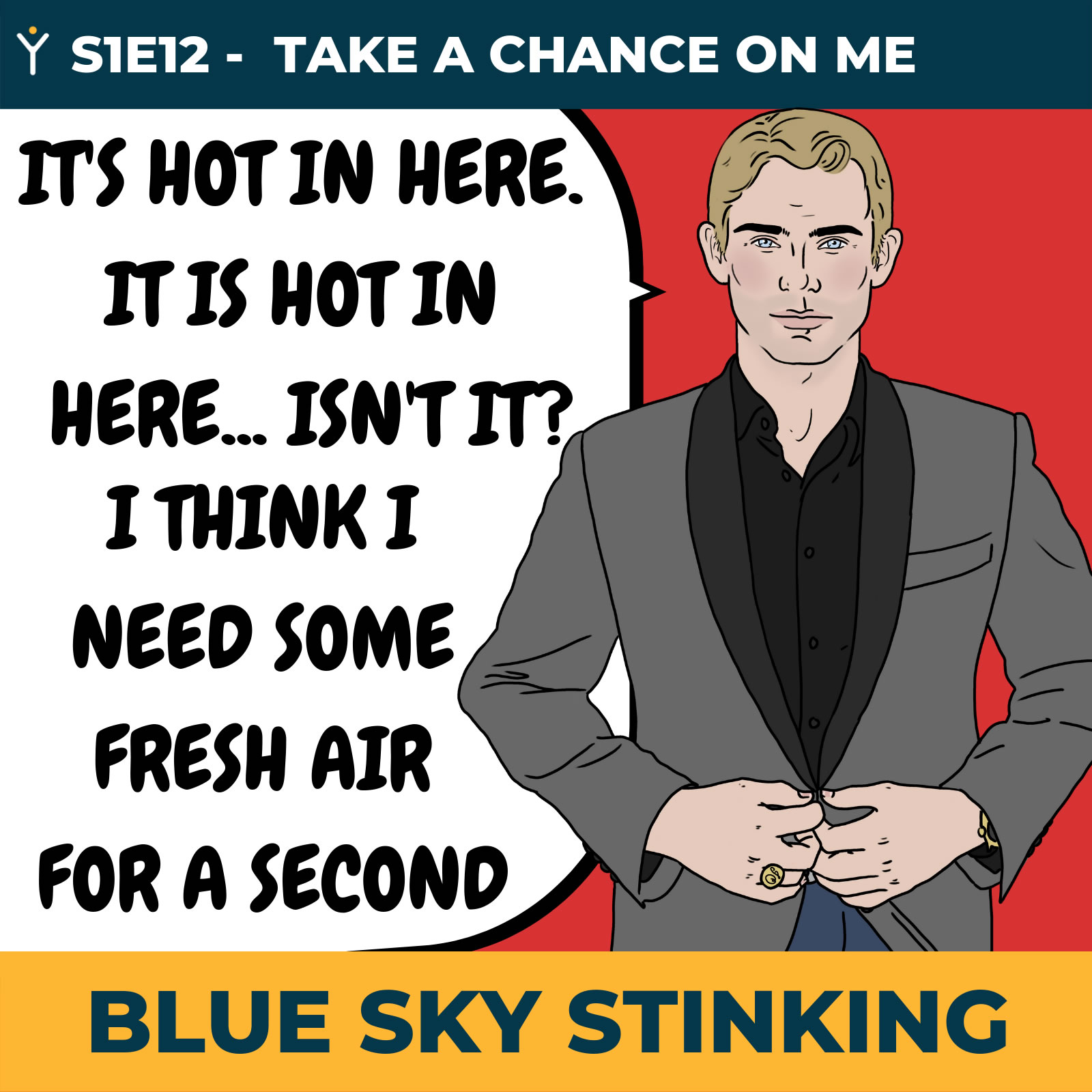 Blue Sky Stinking Episode 12 Risk Management