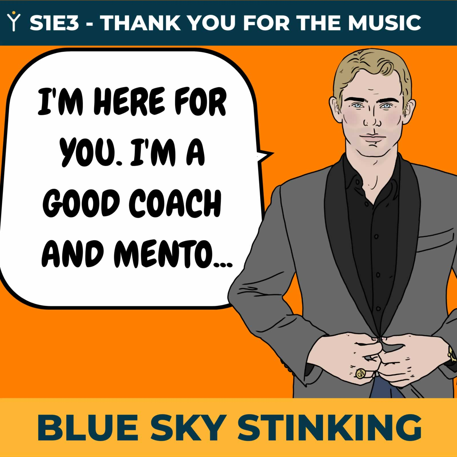 Blue Sky Stinking Episode 3 BSS3 - Thank you for the music, business operations setup