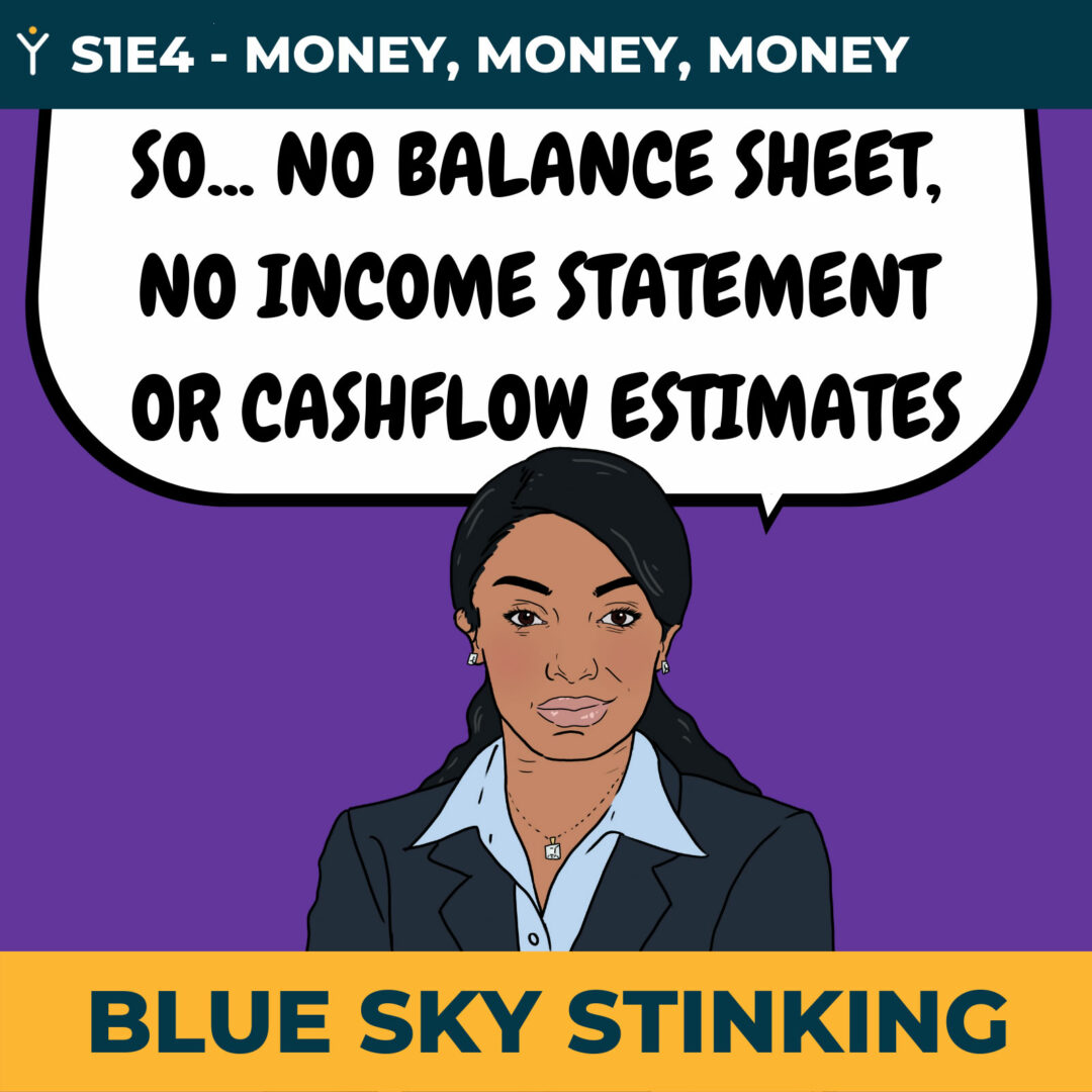 Blue Sky Stinking Episode 4