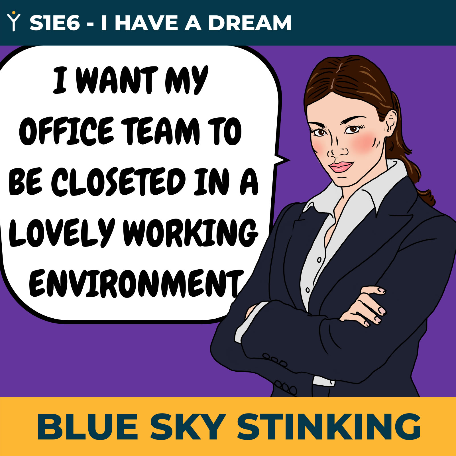 Blue Sky Stinking Episode 6