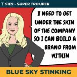 Michaela Buble explains how she'll build a brand