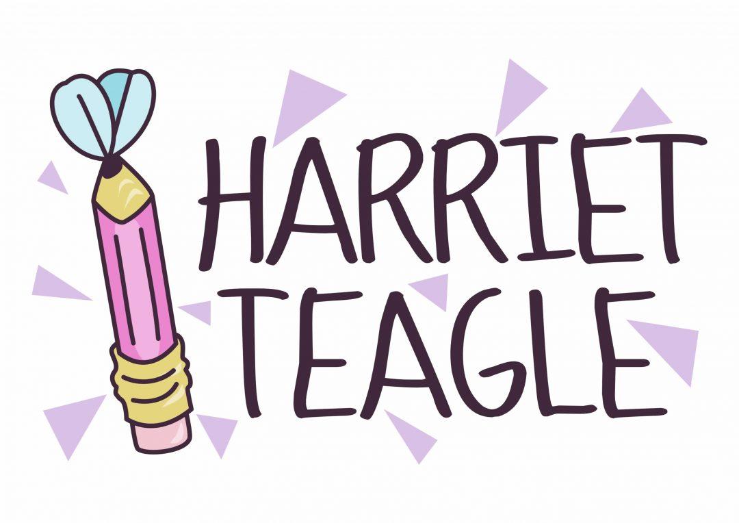 Harriet Teagle Artist Logo