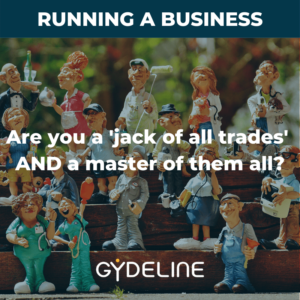 Article header for Jack of all trades, master of them all?