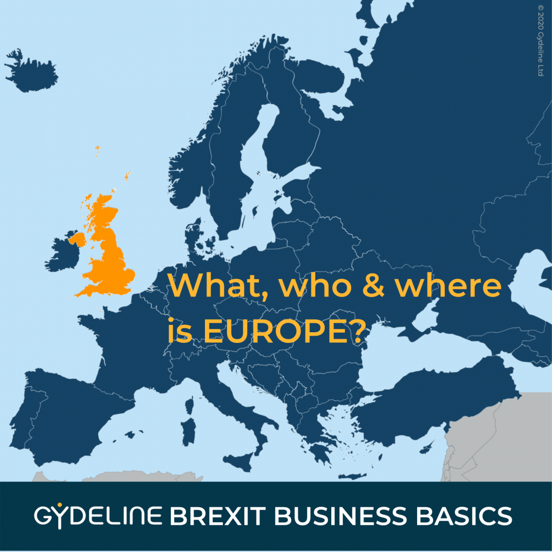What, who & where is Europe